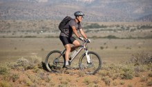 Riding the Karoo